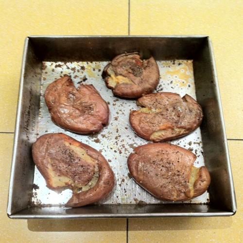 תפוחי אדמה מפוצלחים של גיל חובב