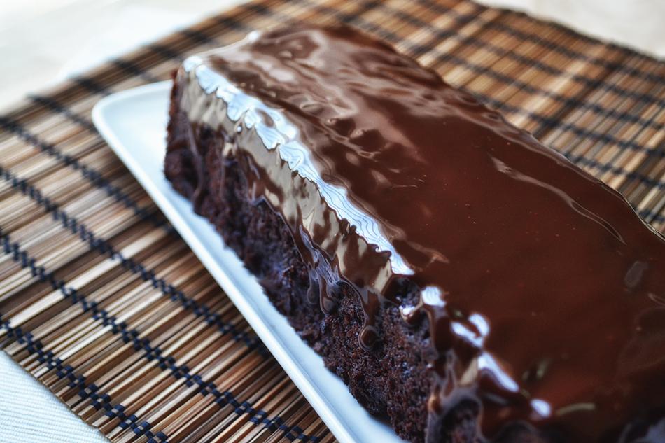 עוגת שוקולד פשוטה