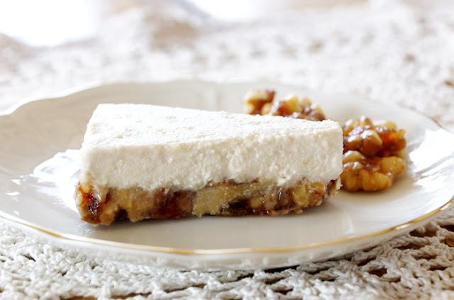 עוגת קרם קוקוס ולימון