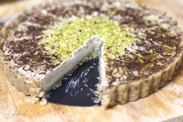 פאי גבינה טבעוני