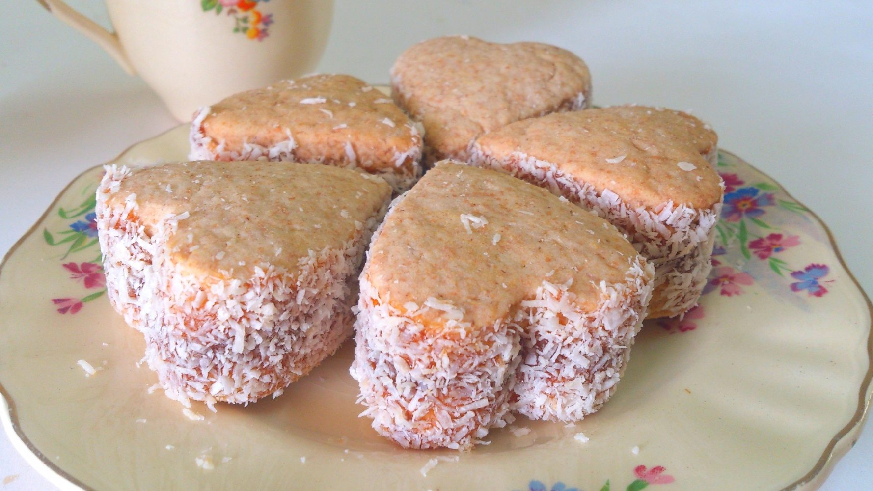עוגיות אלפחורס טבעוניות