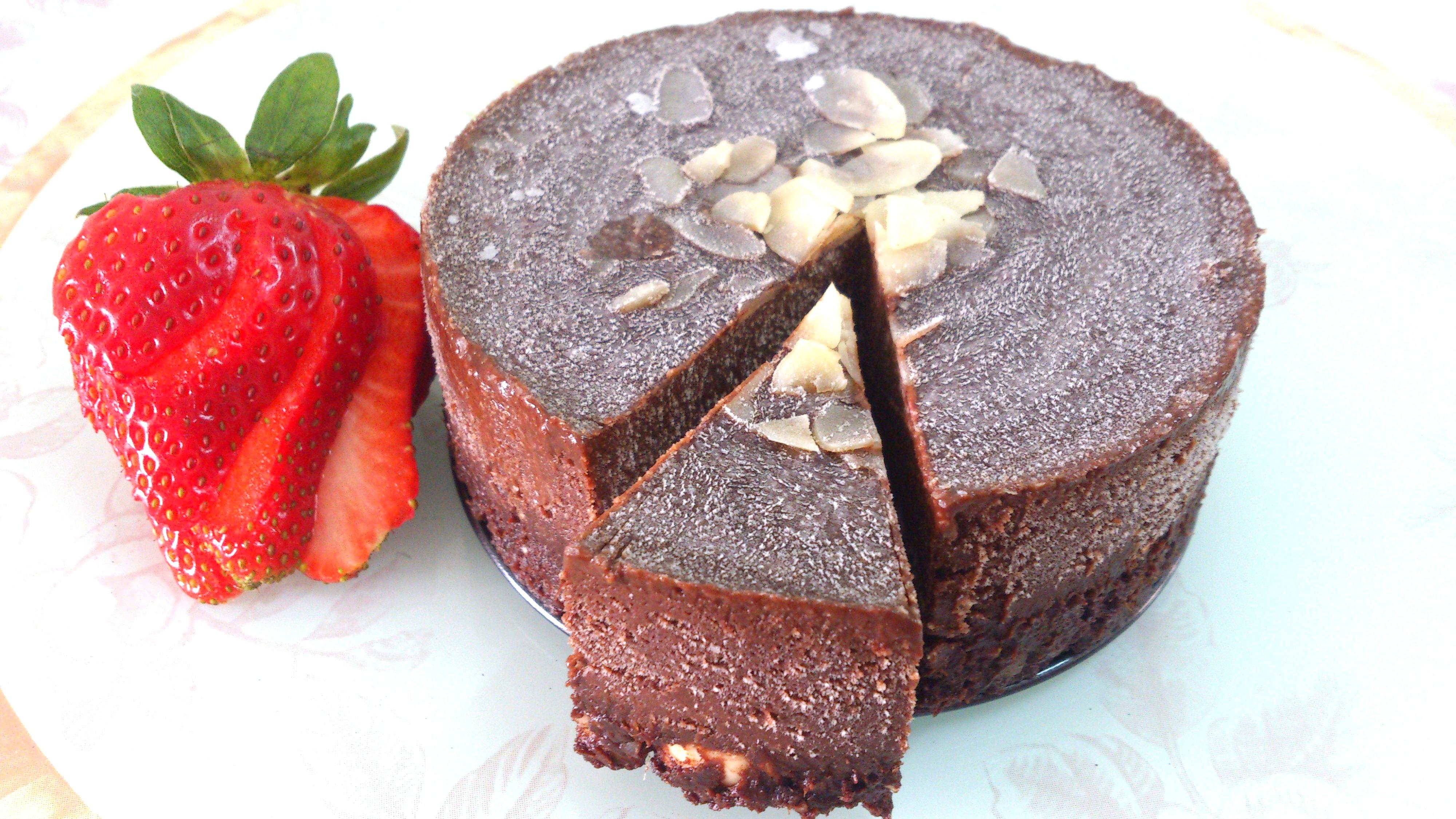 עוגת בראוניז אישית