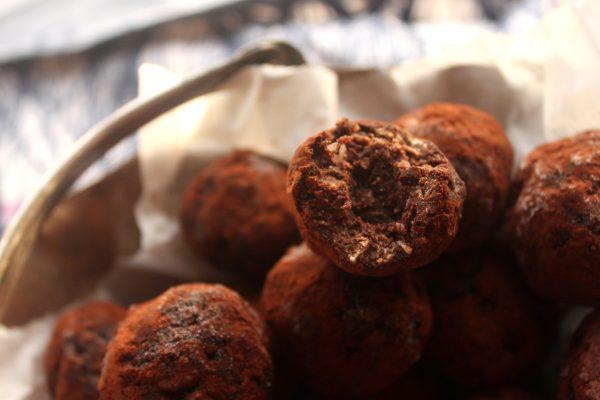 כדורי שוקולד-אספרסו