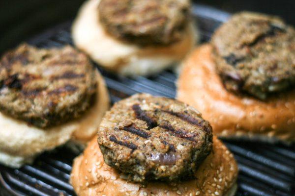 המבורגר תחתיות ארטישוק