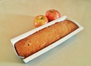 עוגת תפוחים עסיסית