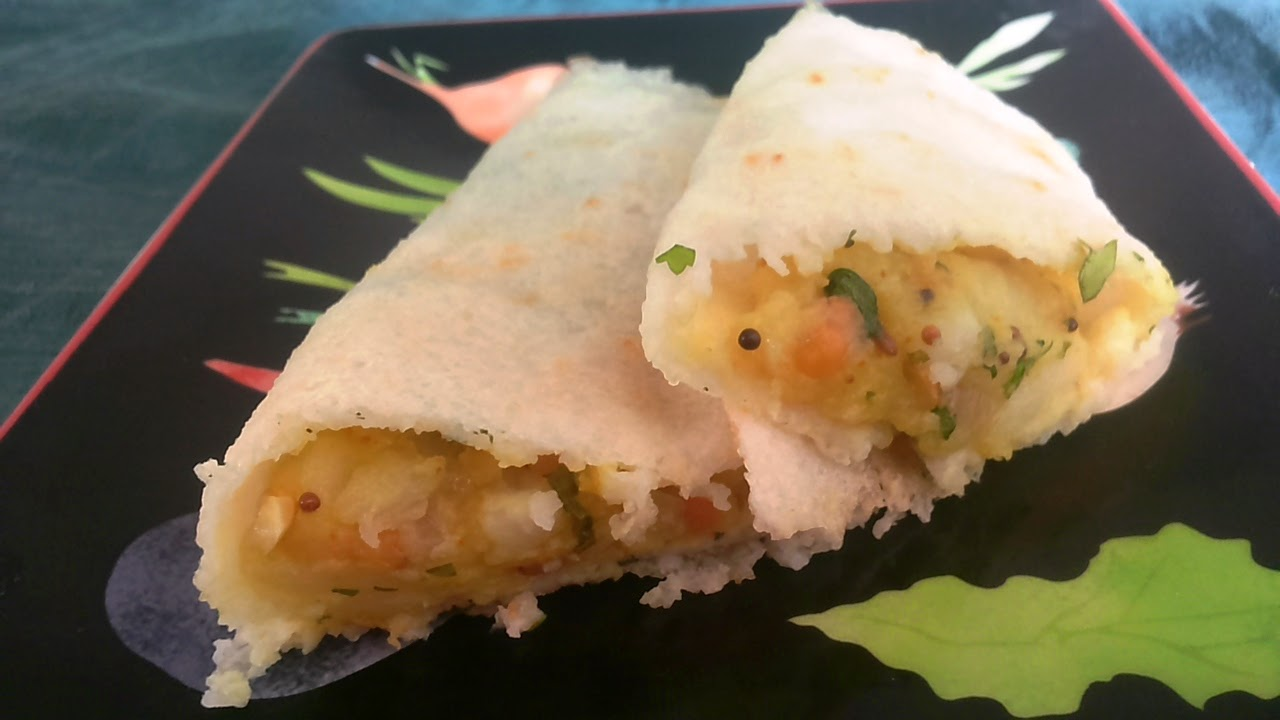 MASALA DOSA SERVE