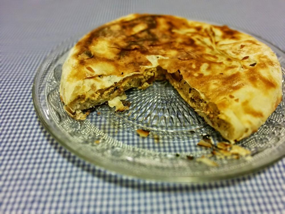 מאפה-פילו-עם-גבינה