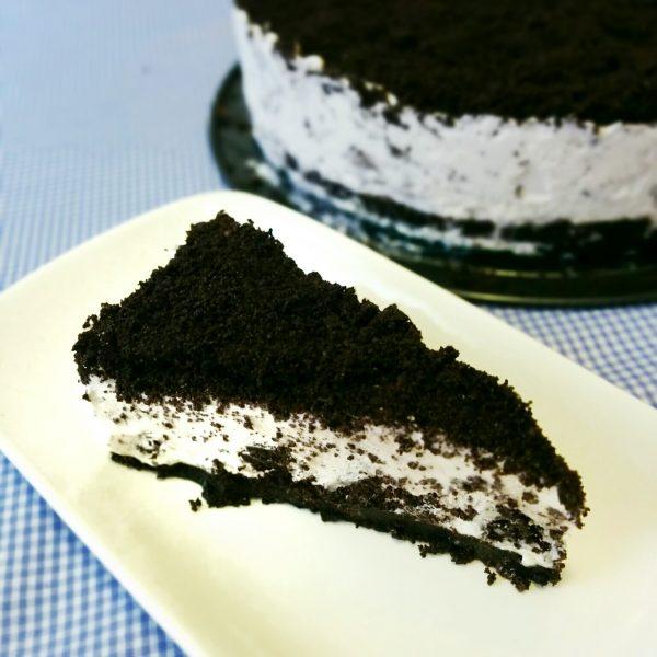 עוגת אוריאו טבעונית