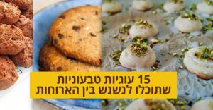 עוגיות טבעוניות מתכונים