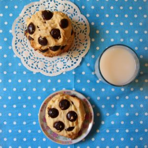 עוגיות של שוקולד צ'יפס