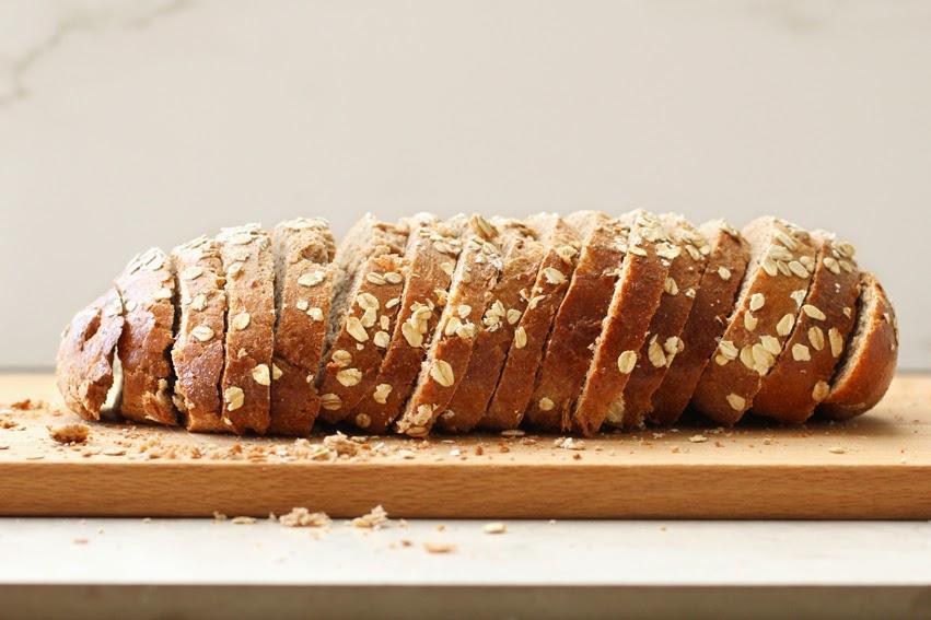 לחם כוסמין מלא