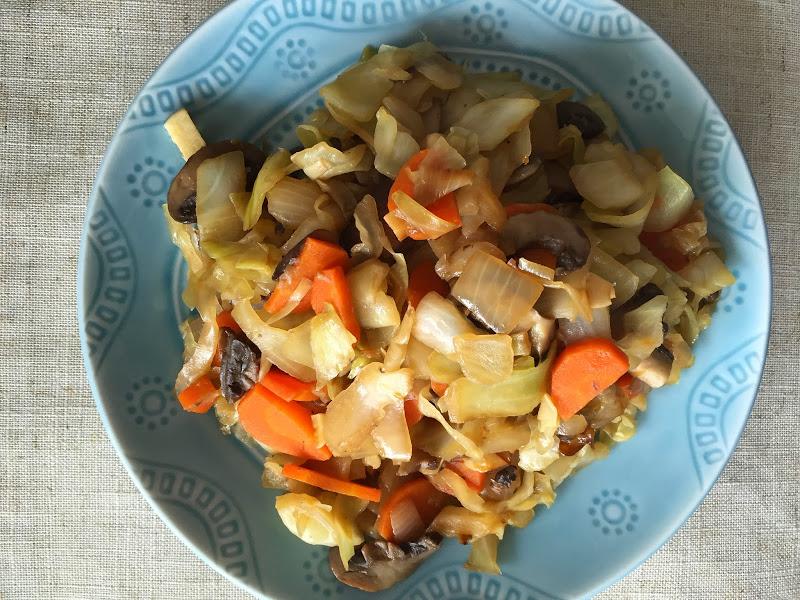 ירקות בסיר