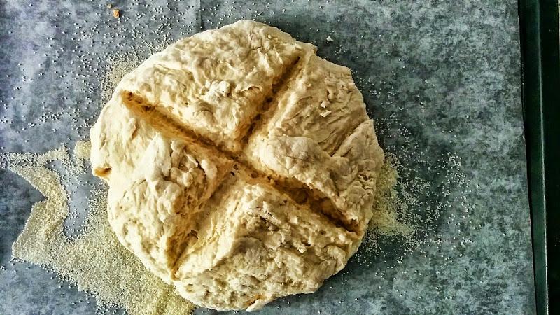 לחם סודה אירי