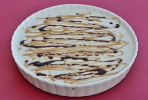עוגת פנקוטה לוטוס
