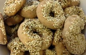 עוגיות עבדי טבעוניות מלוחות
