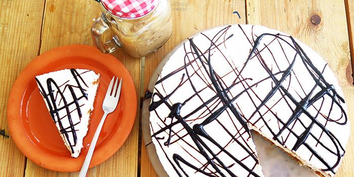 עוגת בוואריה טבעונית
