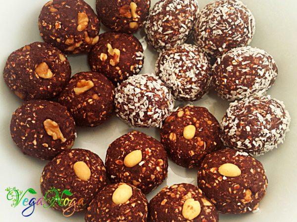 כדורי שוקולד – תמר