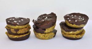 פיסטוק שוקולד קאפס