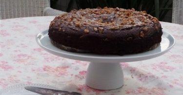 עוגת דבש ללא דבש