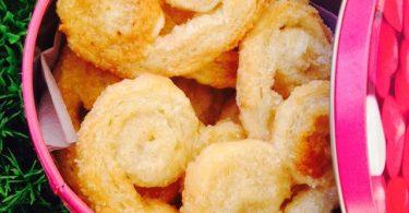 עוגיות מסוכרות מגולגלות