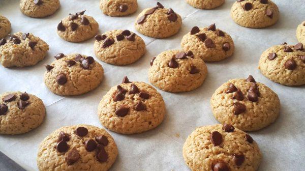 עוגיות טחינה מהירות