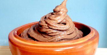 מוס שוקולד ואבוקדו