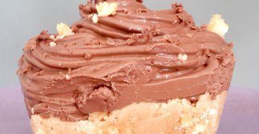 עוגת שוקולד טופו