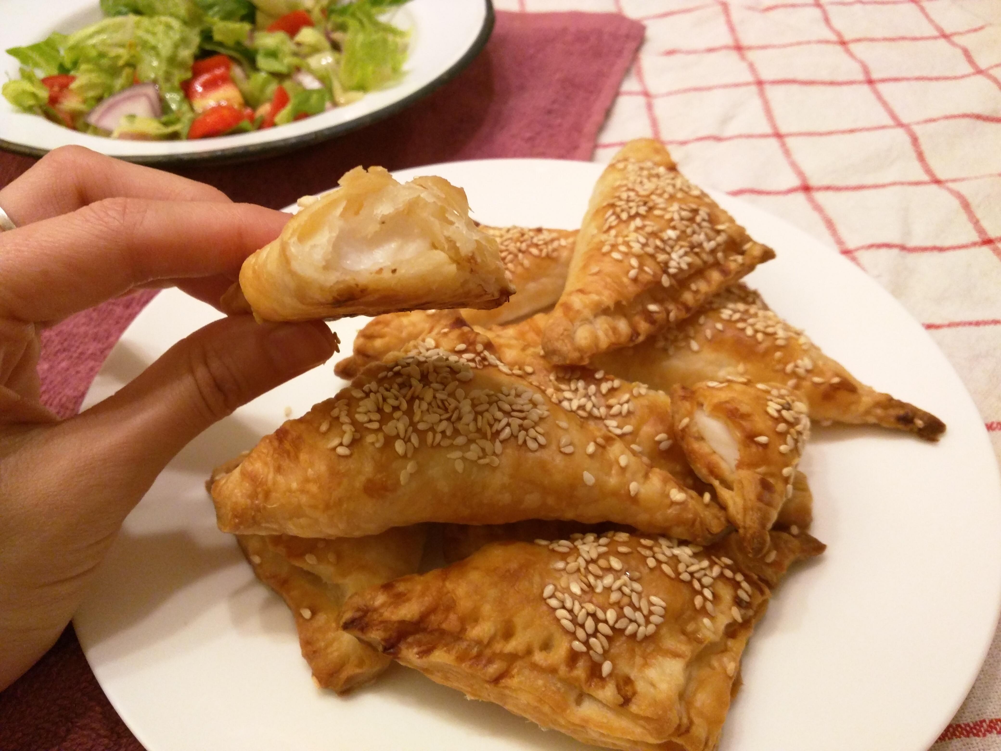 בורקס גבינה בצ׳יק צ׳ק