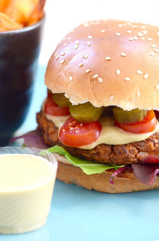 המבורגר צמחוני