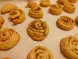 עוגיות קינמון