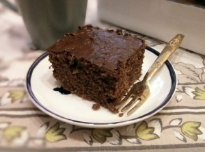 עוגת קפה