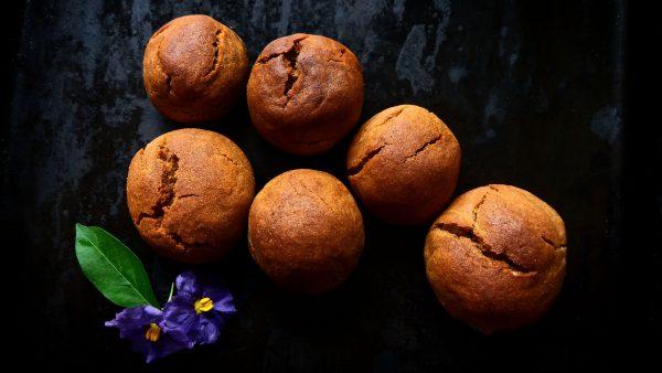עוגיות טחינה מקמח טף