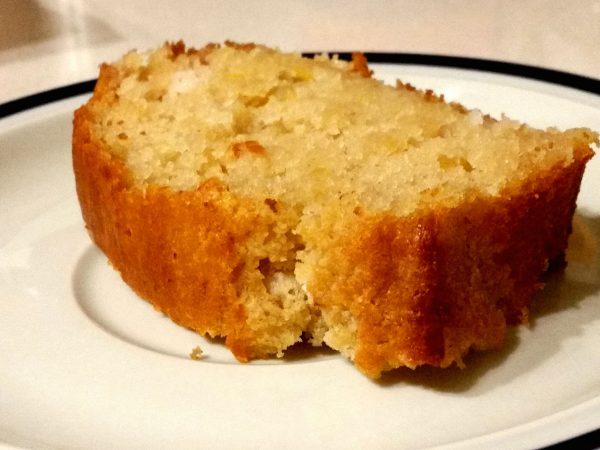 עוגת תפוז בניחוח קוקוס