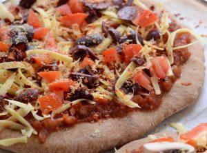 פיצה פיקנטית