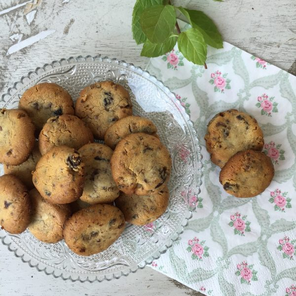 עוגיות שקדים משלושה מרכיבים