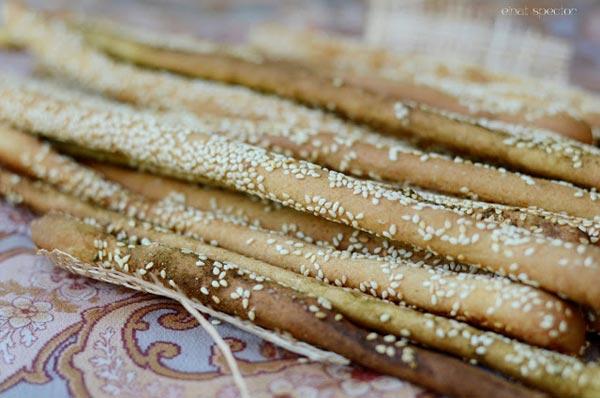 גריסיני - מקלות לחם