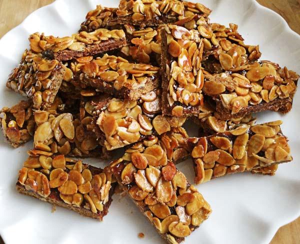 עוגיות פלורנטין טבעוניות