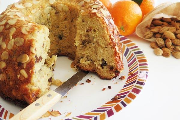 עוגת קוגלהוף טבעונית