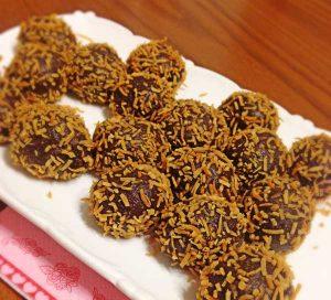 choclate balls
