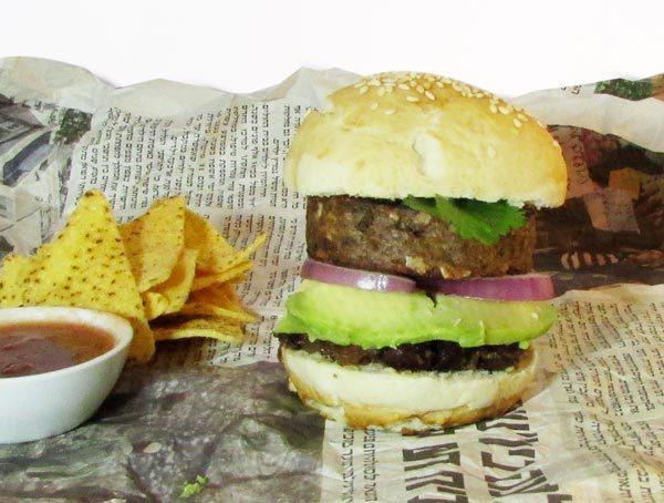המבורגר מקסיקני
