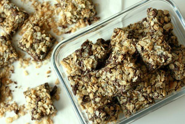 עוגיות פצפוצי אורז ללא גלוטן