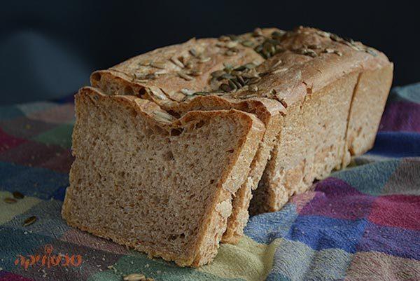 לחם-כוסמין-אוורירי