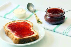 קונפיטורת תותים ביתית