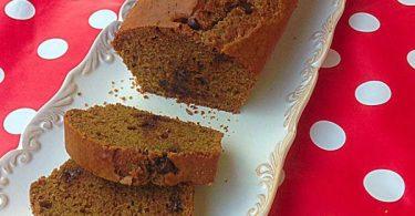 עוגת קפה ושוקולד צ׳יפס