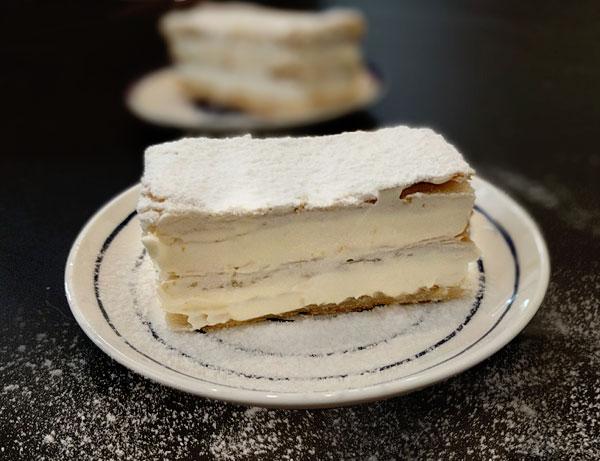 עוגת קרמשניט מהירה להכנה