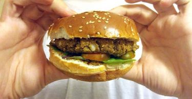 המבורגר כרובית-עדשים