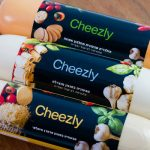 צ׳יזלי - גבינה טבעונית