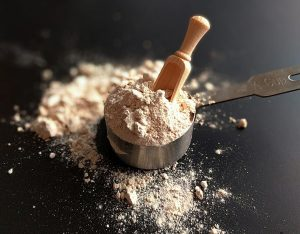 קמח כוסמין מלא