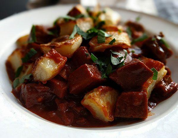 תבשיל גולש הונגרי