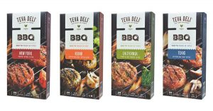 BBQ – סדרת בורגרים מהצומח לצלייה על הגריל